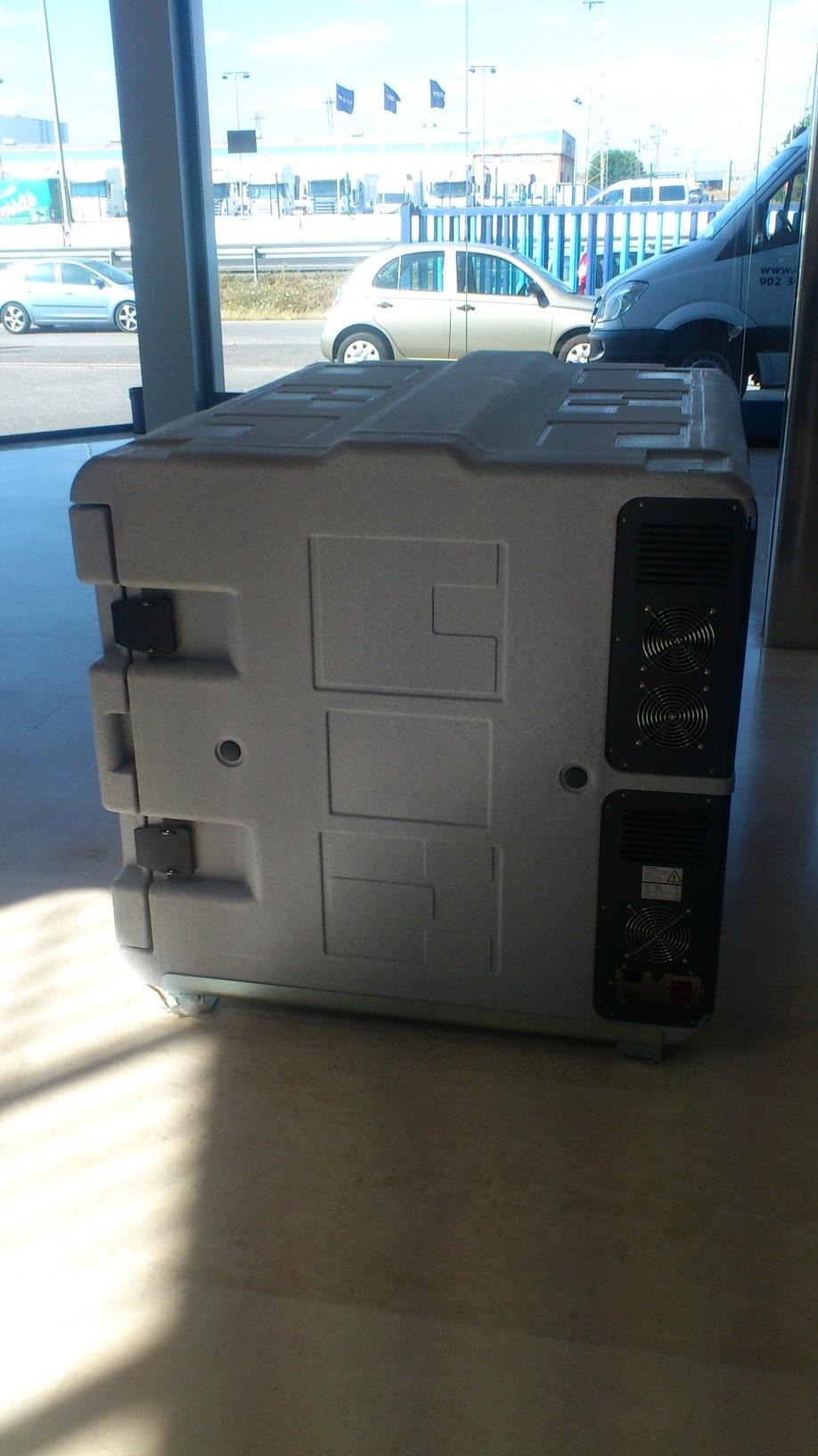 camaras frigorificas coches