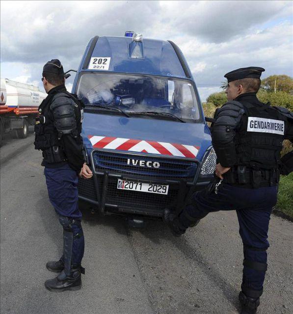 francia multara a españoles por infraccion de trafico