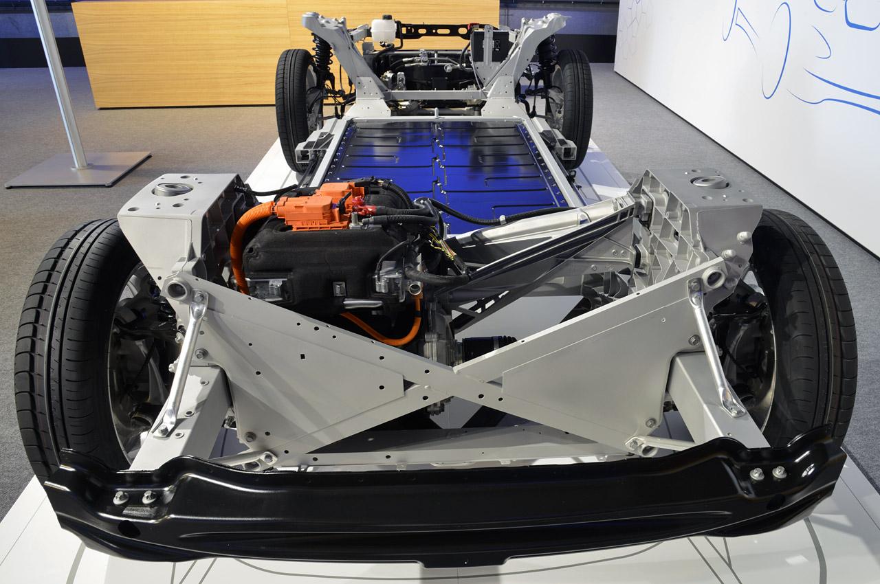 nuevo bmw i3 electrico