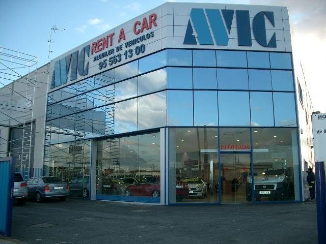 Avic Rent a Car Sevilla