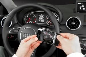 La aplicación de realidad aumentada Audi eKurzinfo