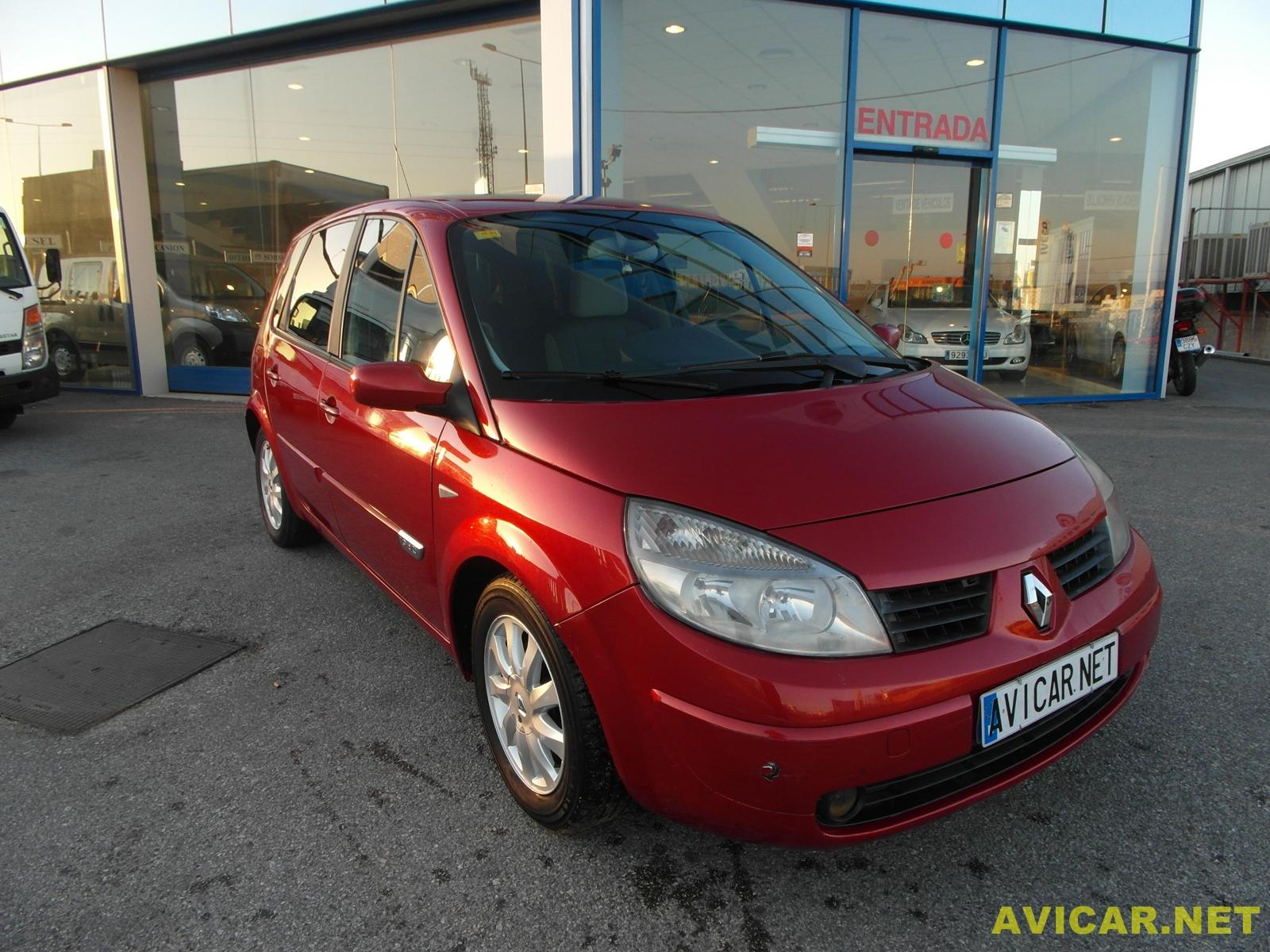 Renault-Scenic-1.9-dci