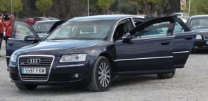subasta de vehículos oficiales del gobierno