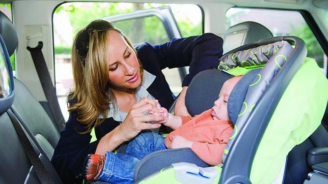 redurcir la mortalidad infantil en carreteras