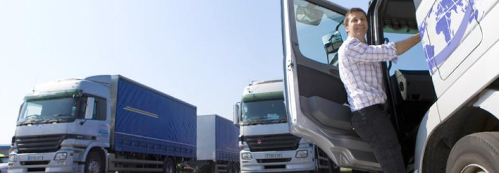 Alquilar vehículos industriales