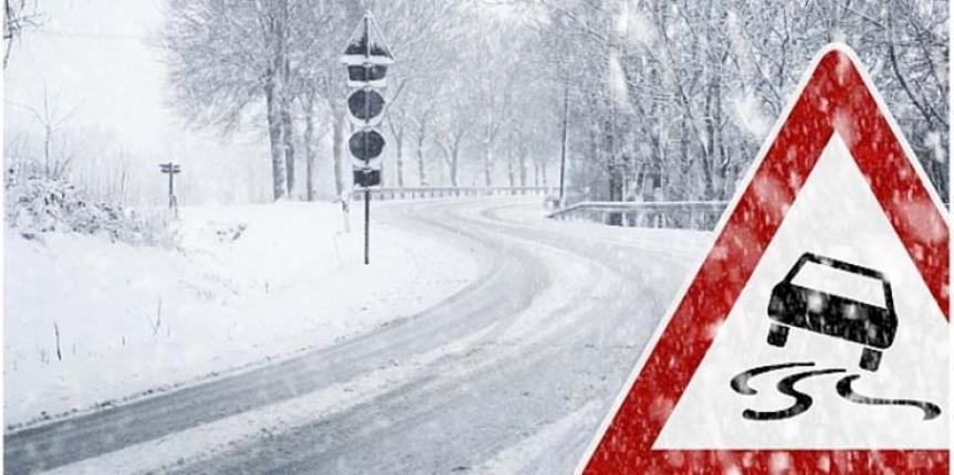 Conducir sobre la nieve con seguridad